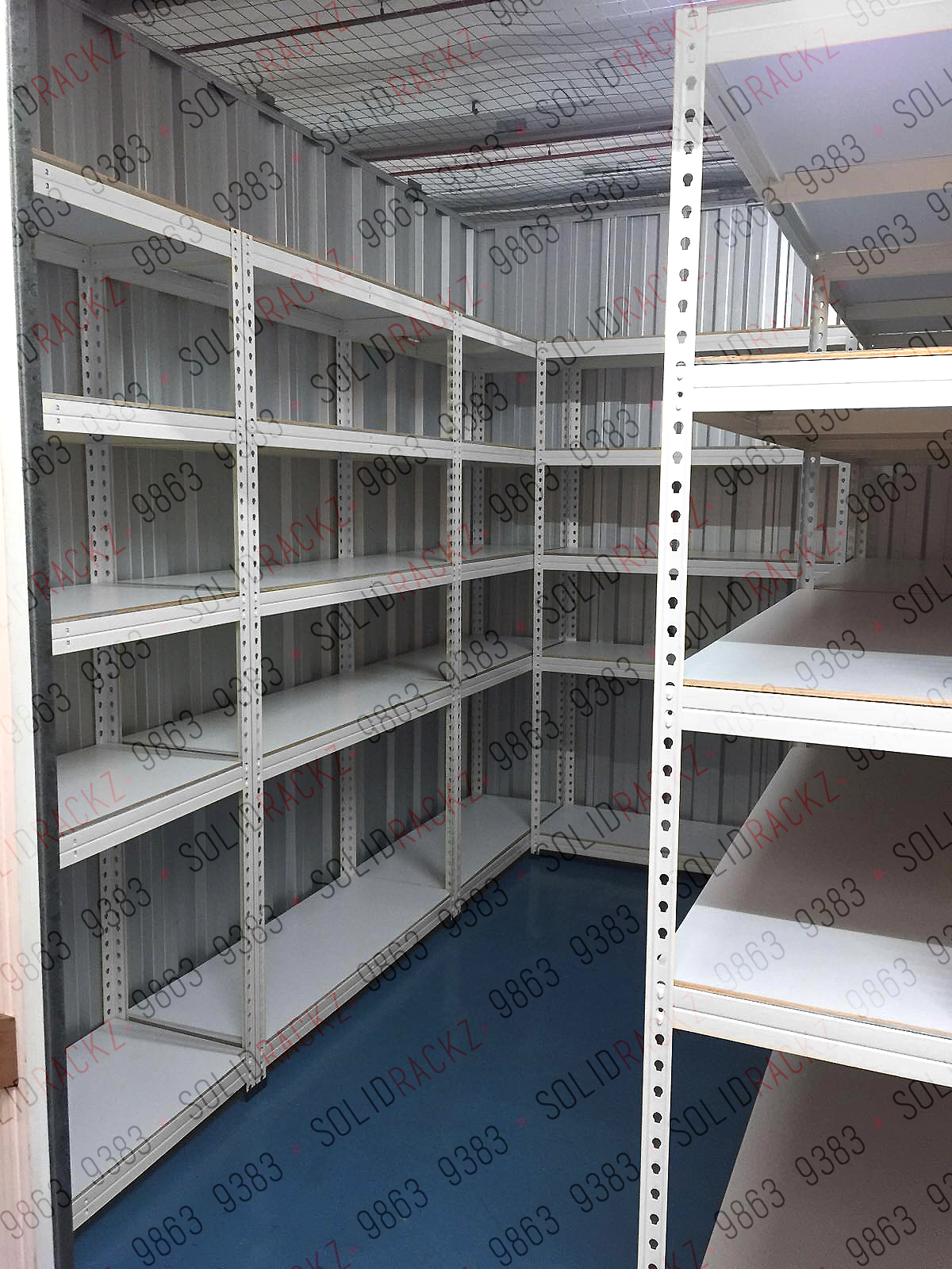 Storeroom Bombshelter Storage Rack For Hdb And Office